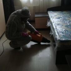 Подготовка квартиры к проведению дезинсекции